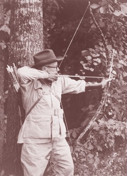 Ben Pearson Archery Pioneer Traditional Archers Bowhunters